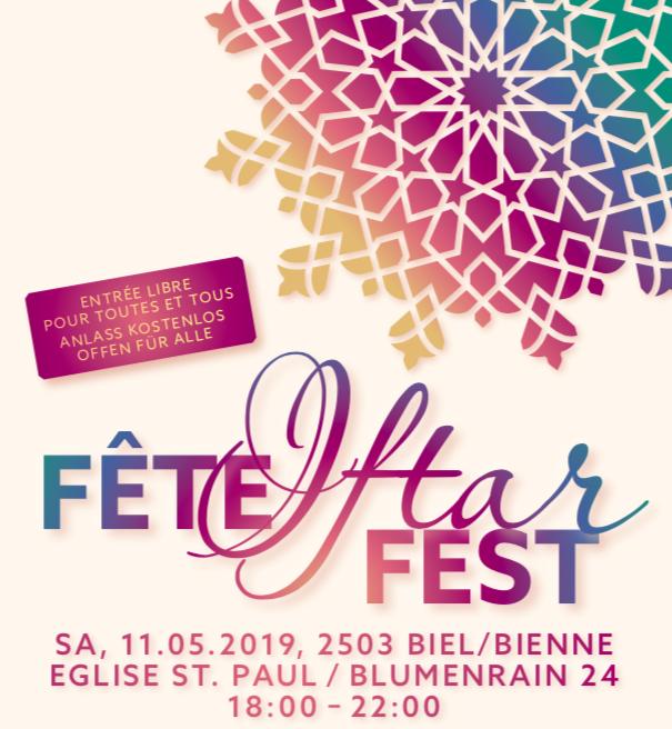 IFTAR-FEST/ FÉTE DE IFTAR